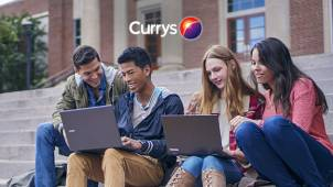 Up to 50% off in the Sale at Currys