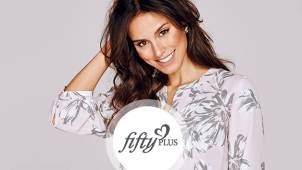25% off Fashion, Footwear & Lingerie plus Free Delivery on Orders at Fifty Plus