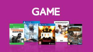Pre-Owned Games 2 for £10, 2 for £20 & 2 for £40 + Double Reward Points