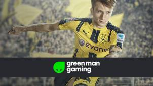 22% off FIFA 17 on PC when you Sign in at Green Man Gaming