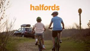 10% off Kids Bikes at Halfords