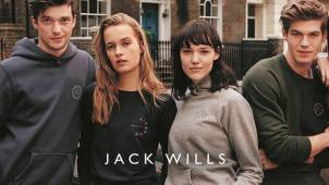 20% off Hoodies & Joggers at Jack Wills