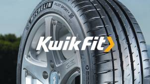 23% off Combined MOT and Interim Service Bookings at Kwik Fit