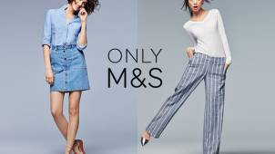 20% off Clothing, Beauty and Homeware Orders at Marks and Spencer