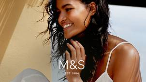 Great Savings on Fashion, Beauty, Home and Food at Marks & Spencer
