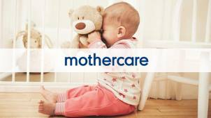 Up to 50% off in the Midseason Sale at Mothercare