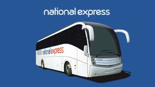 Benefit from the National Express promo codes and save loads. Applying a National Express promo code is really simple. Check the overview and click on the voucher you want to redeem. This will take you to the National Express website.