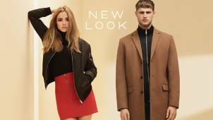 Up to 60% off in the Sale at New Look