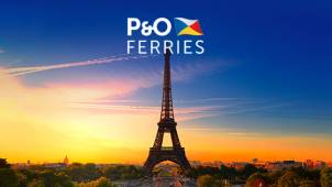 5 Day Return for £79 on Selected Bookings at P&O Ferries