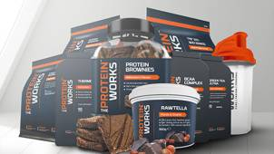 The Protein Works Win €250 Worth of Products at The Protein Works