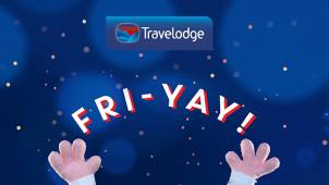 15% off Fridays Nights at Travelodge