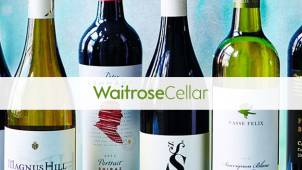£10 off Orders Over £150 at Waitrose Wine Cellar